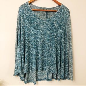 Free People Oversized Top